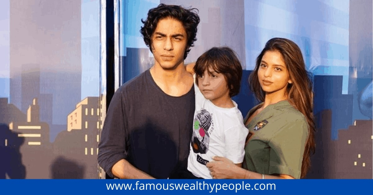 Family-Picture-of-Shahrukh-Khan