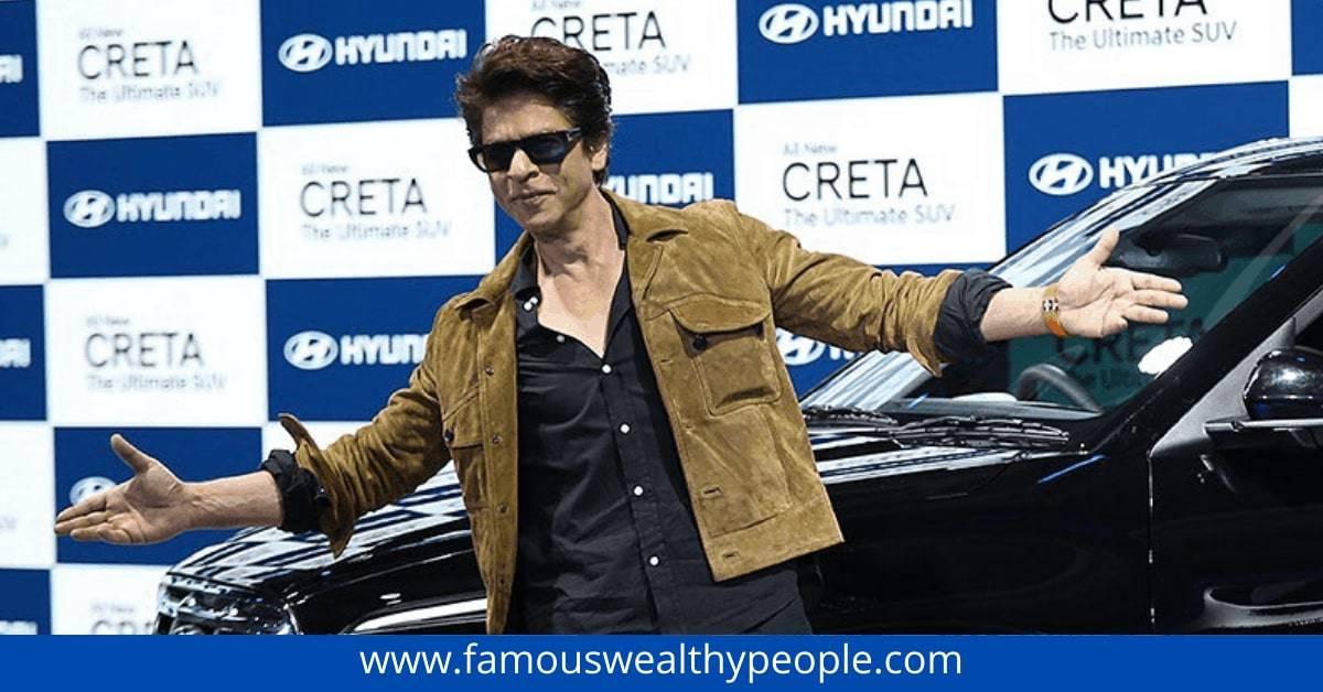 Shahrukh-Khan-Car-Photo