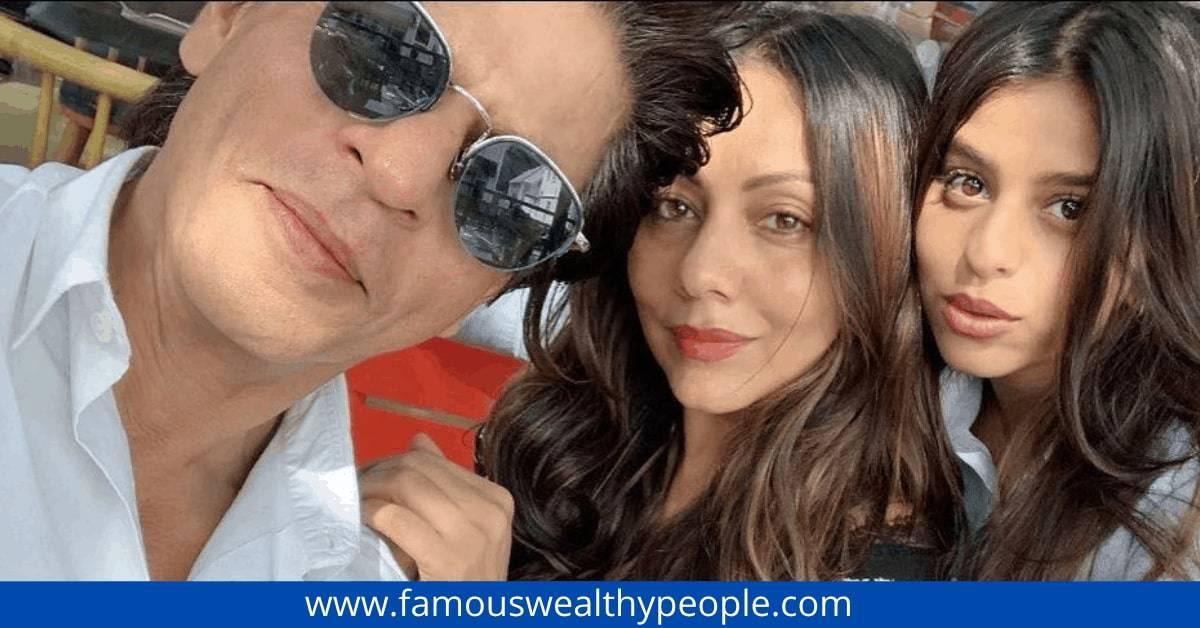 Shahrukh-Khan-Family-Photo