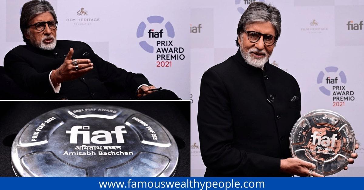 Amitabh Bachchan Awards