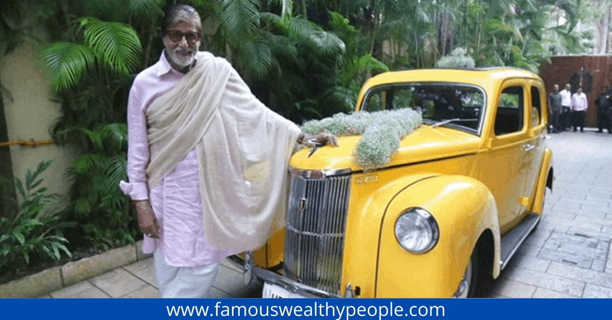 Amitabh Bachchan Car Collection