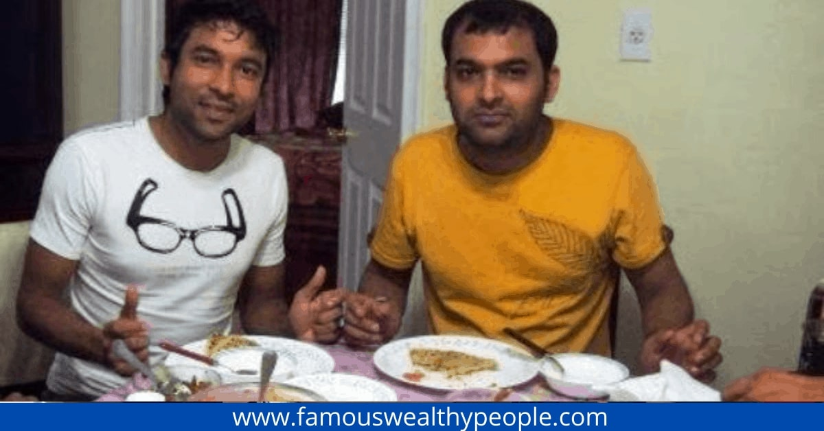 Kapil Sharma Old Pic