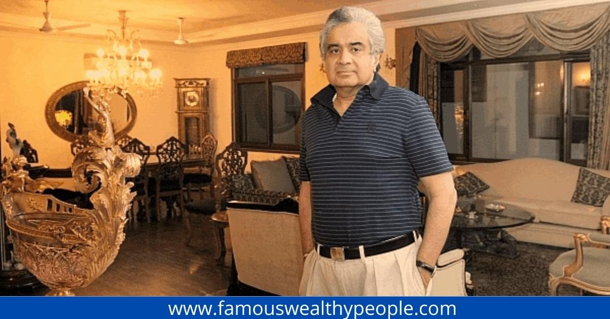 Harish Salve Net Worth