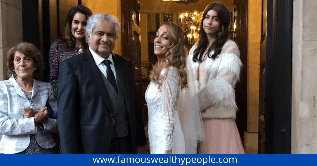 Harish Salve Wife