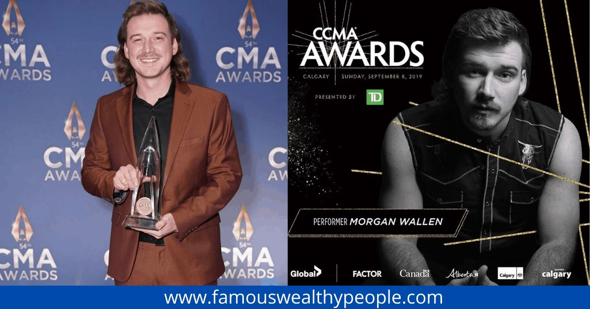 Morgan Wallen Records and Awards