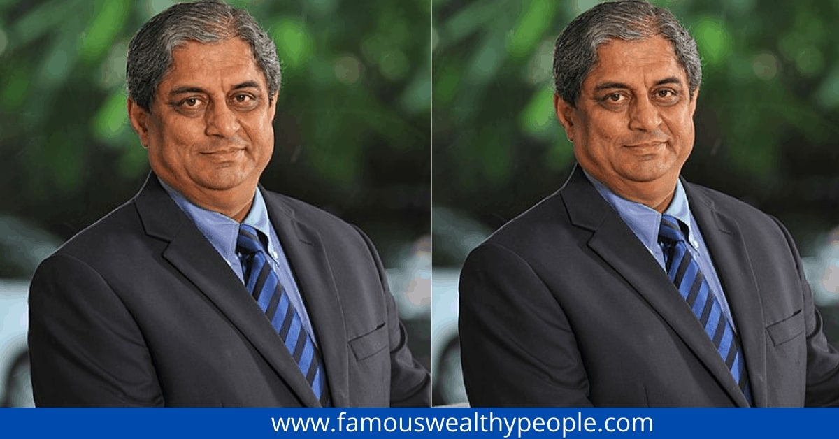 Aditya Puri Age