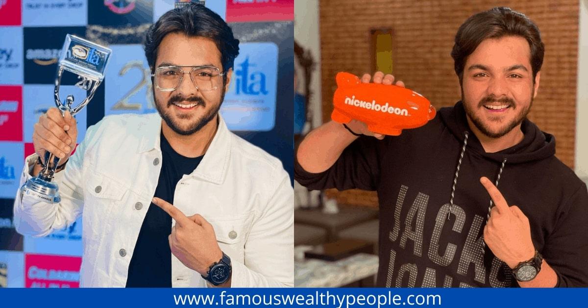 Ashish Chanchlani Awards