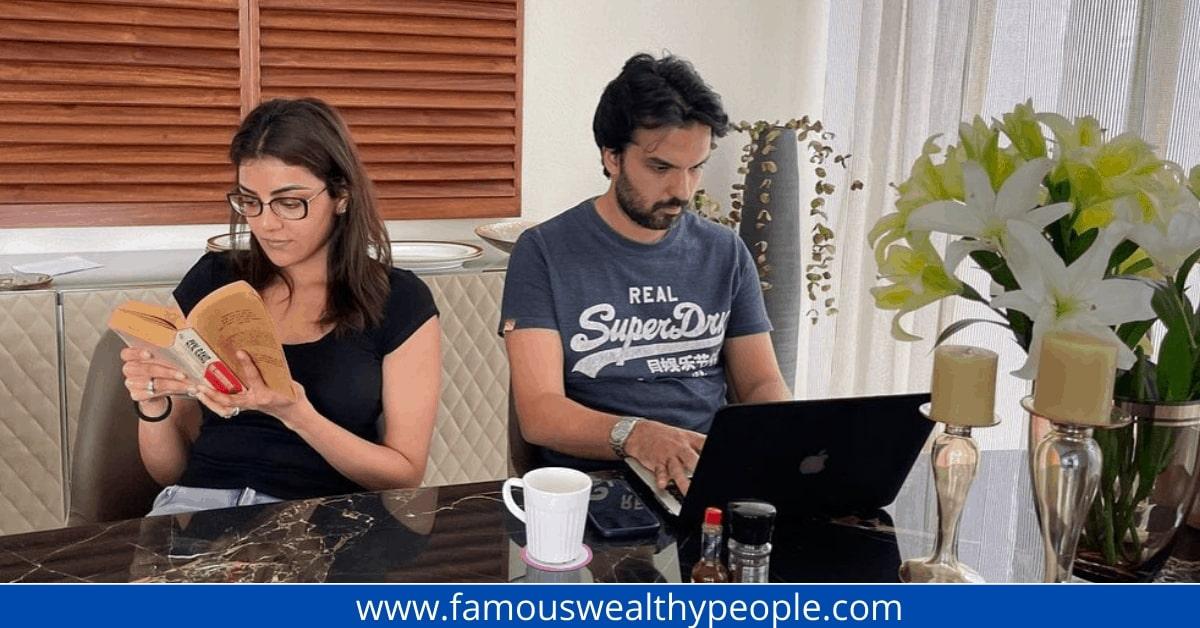 Gautam Kitchlu Net Worth